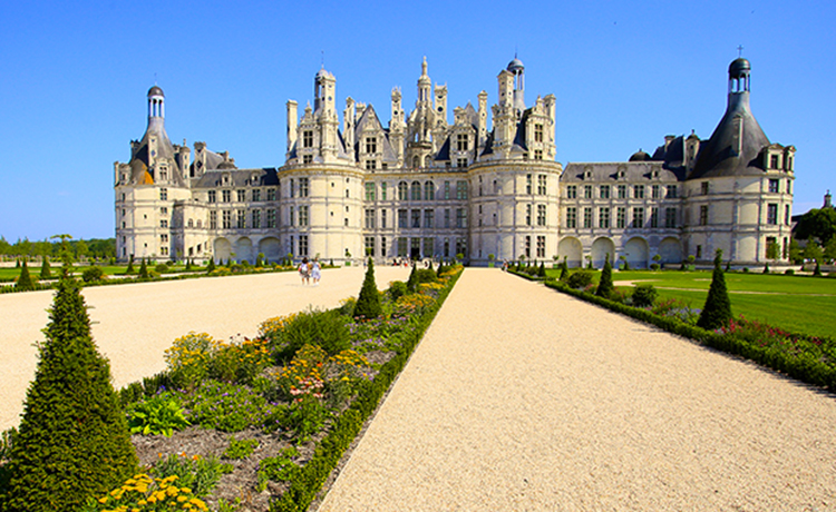 The castles of the Loire